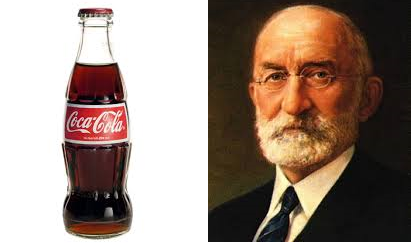 Coca-Cola Heber J. Grant