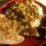 Coconut Indian Food