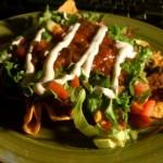 Veggi Taco Salad
